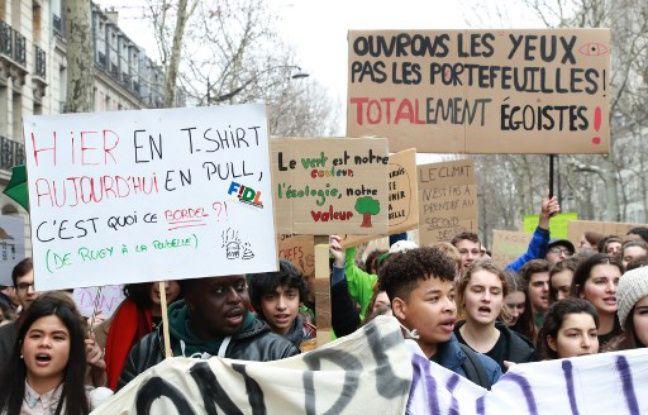 Climat, violences policières, «gilets jaunes»... Ce qu'il faut savoir sur les grandes mobilisations climatiques et sociales de vendredi et samedi
