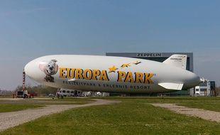 Europa-Park propose du 20 au 24 avril des vols en Zeppelin à 300 m d'altitude.