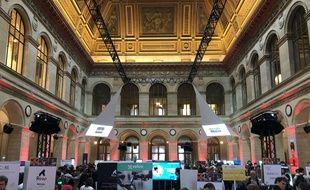 Le CES Unveiled 2017 s'est déroulé au Palais Brongniard, à Paris.