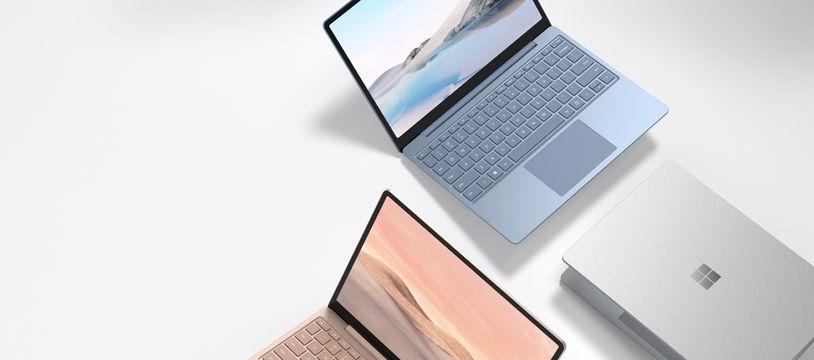 Microsoft commercialise un Surface Laptop à un tarif compétitif