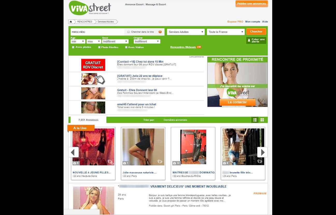 site x vivastreet arles