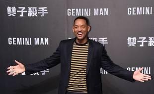 L'acteur Will Smith à l'avant-première de Gemini Man à Taiwan