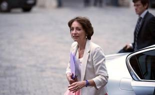 La ministre de la Santé, Marisol Touraine, le 15 juillet 2014 à Paris