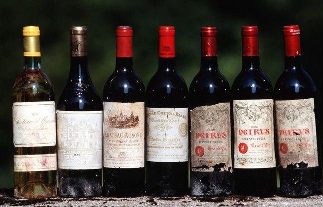 Gironde: Connaisseurs, les cambrioleurs ciblent les meilleures bouteilles de vin d'un supermarché