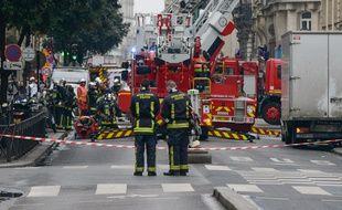 43 sapeurs-pompiers ont été dépêchés sur les lieux (Illustration)