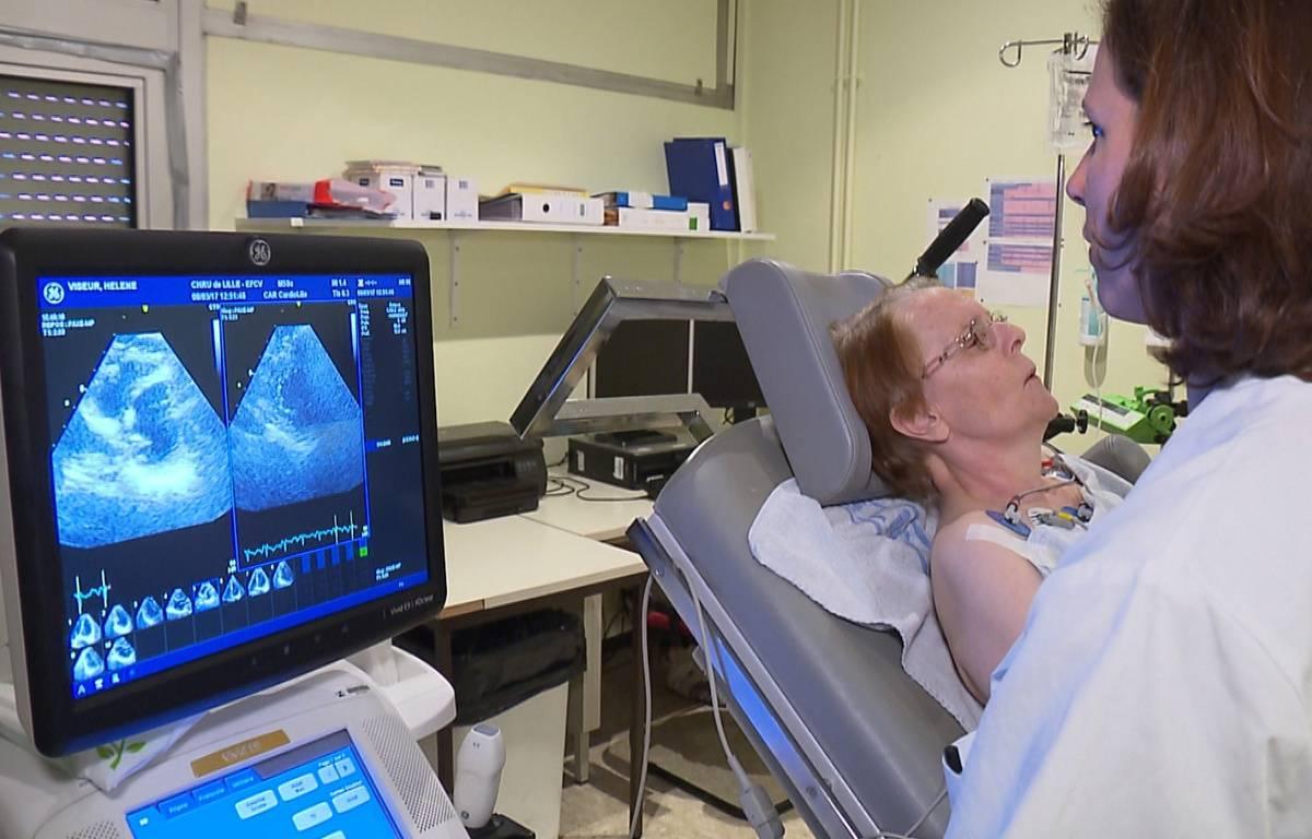 Illustration du documentaire de Cécile Moirin sur les maladies cardiovasculaires qui touchent de plus en plus les femmes.  – Cécile Moirin / France 5