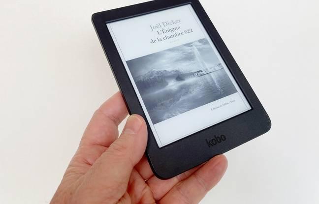 L'écran de la Kobo Nia est au format de 6 pouces, l'équivalent d'un livre de poche.