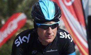 """Le Britannique Bradley Wiggins, vainqueur du Tour de France 2012, s'est déclaré """"motivé"""" par un doublé Giro-Tour cette saison, dans une interview publiée jeudi par le quotidien sportif espagnol Marca."""