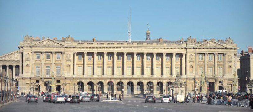 L'Hôtel de la Marine, situé sur la place de la Concorde à Paris, abritera la Fondation pour la mémoire de l'esclavage.