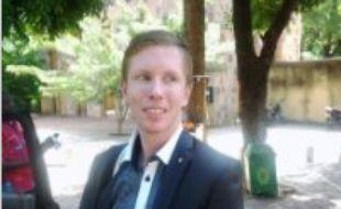 Fabien Guyomard a été tué dans l'attentat visant des Occidentaux à Bamako, au Mali, le 7 mars 2015.