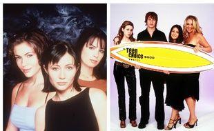 Montage «Charmed» et «Roswell» auront des reboots sur CW.