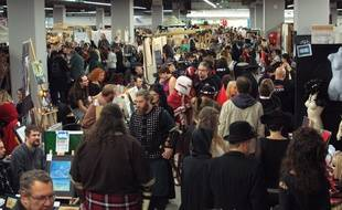 Près de 20 000 visiteurs pour la 6ème édition du Salon Fantastique