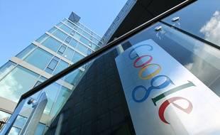 Siège de Google à Dublin, Irlande