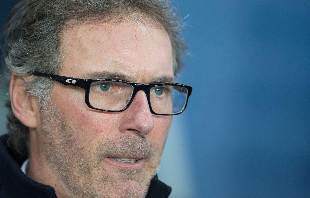 Laurent Blanc lors du match entre le PSG et Bastia le 8 janvier 2016. – NIVIERE/SIPA