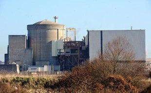 La centrale nucléaire de Gravelines, le 5 mars 2014