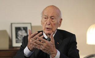 Valéry Giscard d'Estaing, ancien conseiller général du canton de Rochefort-Montagne, dans le Puy-de-Dôme. (archives)