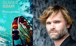 Olivier Adam publie Peine Perdue (Flammarion, le 20 août 2014)