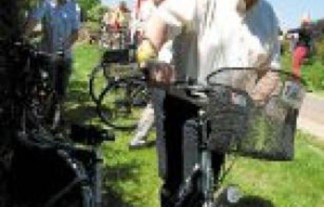 Lancement mardi du Mois du vélo.