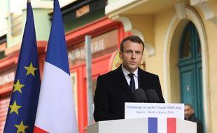 Emmanuel Macron a rendu hommage au préfet Erignac ce 6 février, vingt ans après l'assassinat du représentant de l'Etat.