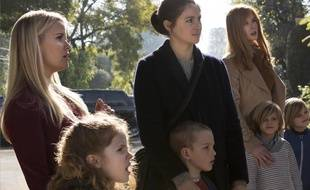 Reese Witherspoon, Shailene Woodley et Nicole Kidman dans «Little Big Lies».