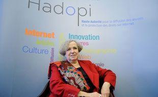 Remise du rapport de l'Hadopi