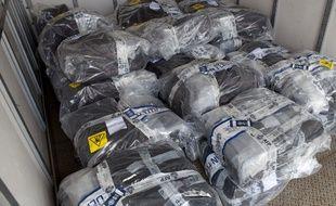 L'Australie a saisi 1,4 tonne de cocaïne.