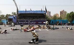 Au moins 29 personnes, dont des civils, ont été tuées samedi lors d'un un attentat de Daesh contre un défilé militaire en Iran.