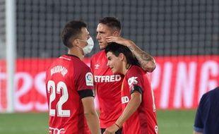 Le Mexicain Luka Romero est devenu à 15 ans et 7 mois le plus jeune joueur à disputer un match de Liga, le 24 juin 2020.