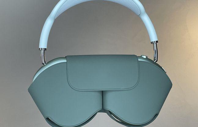 La Smart Case du casque AirPods Max d'Apple ne fait pas l'unanimité.