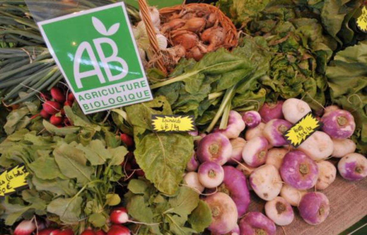 Les trois quarts des Français se déclarent favorables à l'introduction d'aliments bios, locaux et de saison en restauration collective publique – MYCHELE DANIAU AFP