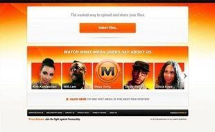 Megaupload.com permettait d'héberger des fichiers et de les partager sur l'internet. Dans les faits, il offrait des milliers de films, séries, émissions de télévision ou chansons en libre accès, par téléchargement direct ou streaming.