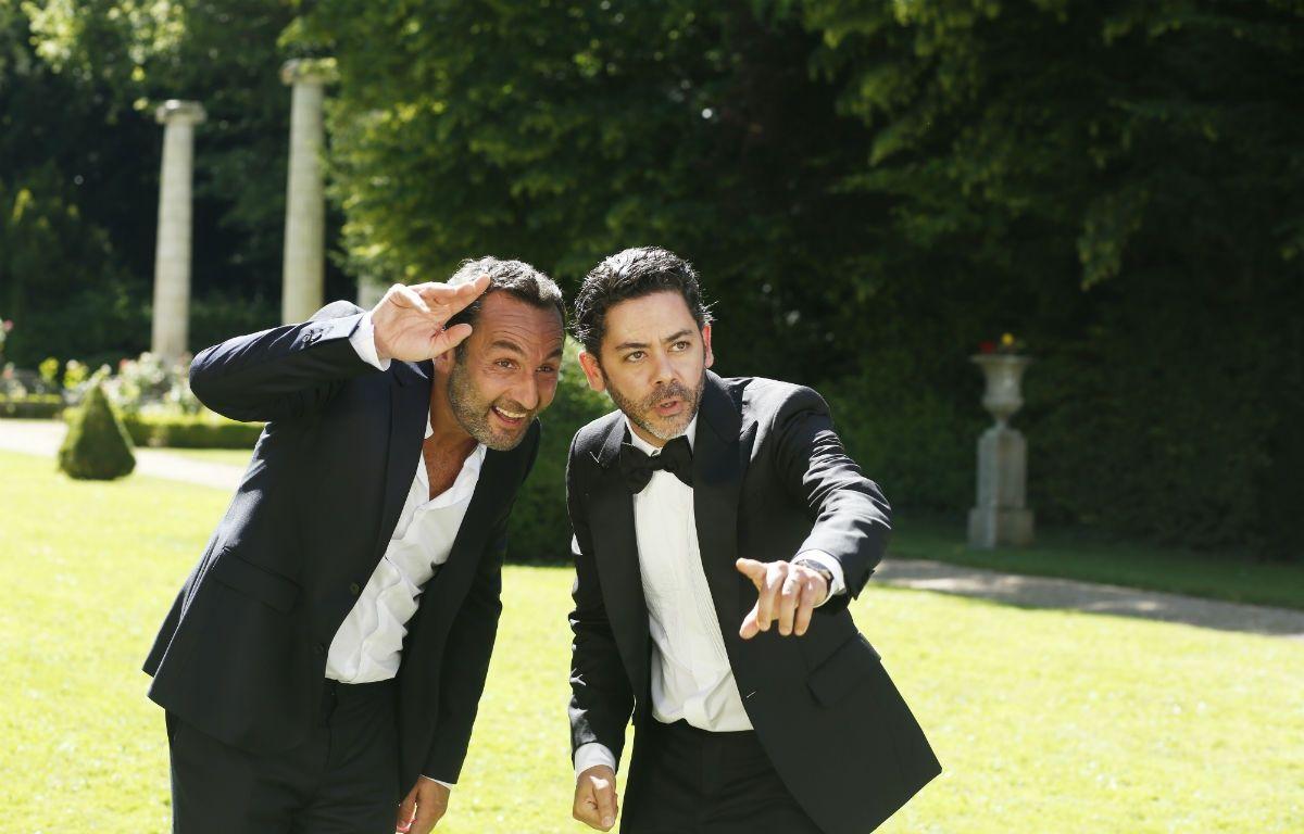 Gilles Lellouche et Manu Payet dans Sous le même toit de Dominique Farrugia – Roger Arpajou/EuropaCorp