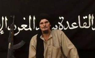 Dans une vidéo postée le 9 octobre 2012 sur le site de l'agence Mauritanian Sahara Media Agency, le djihadiste Gilles Le Guen menace l'Occident et Israël.
