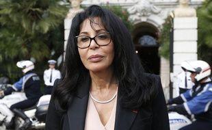 Yamina Benguigui à Nice le 7 septembre 2013.
