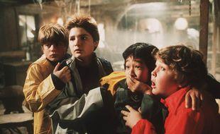 Le film «Les Goonies», sorti en 1985.