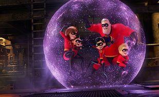 Les indestructibles du studio Pixar sont de retour !
