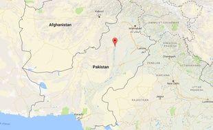 Une adolescente a été forcée de marcher nue dans les rues de son village situé à 80 km de la ville de Dera Ismail Khan.