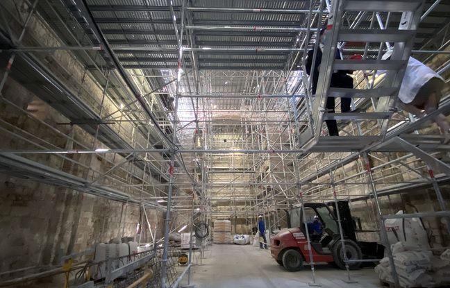 La future petite salle du Théâtre national de Nice
