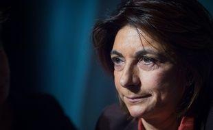 Martine Vassal en février 2020