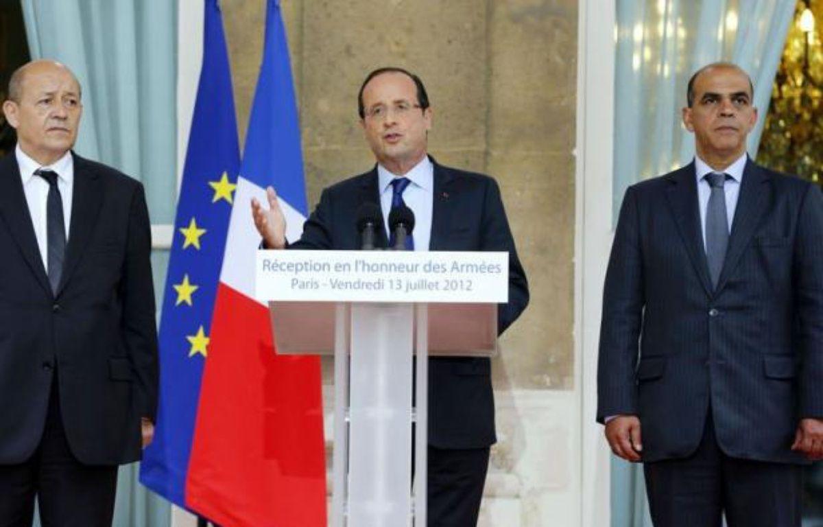 François Hollande va annoncer samedi lors de son interview télévisée du 14 juillet, la création d'une commission sur la moralisation et la rénovation de la vie politique, a-t-on indiqué à l'Elysée. – Pierre Verdy afp.com