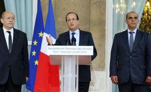 François Hollande va annoncer samedi lors de son interview télévisée du 14 juillet, la création d'une commission sur la moralisation et la rénovation de la vie politique, a-t-on indiqué à l'Elysée.