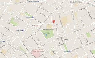 Le corps de Claudine, 82 ans, tuée dans son appartement de la rue Mademoiselle, dans le 15e arrondissement, a été découvert lundi après-midi par son frère...
