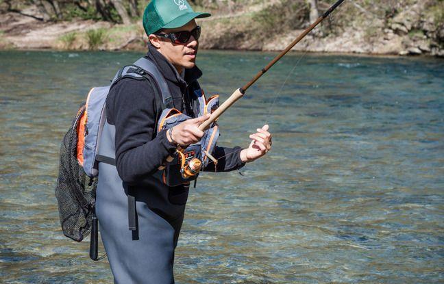 Passionné, Karim Sanogho a créé Circle Fishers une plateforme de vente d'accessoires de pêche entre particuliers. plateforme de vente d'accssoire