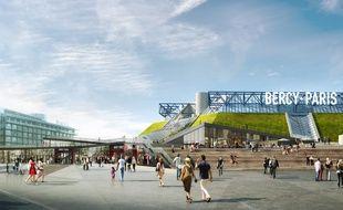 Le Palais omnisports de Paris-Bercy fermera de nouveau ses portes le 8 décembre pour la deuxième phase de ses travaux de rénovation prévus pour durer jusqu'à fin septembre 2015.