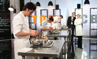 Top Chef, émission du 28 février 2011.