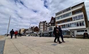Coronavirus: Le maire de Dunkerque demande un «examen en urgence» de la situation dans son territoire au gouvernement (Illustration, Malo-les-Bains)