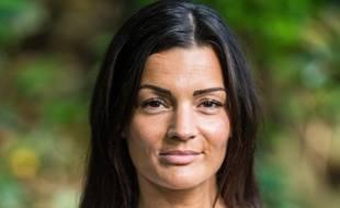 Jessica, candidate de Koh-Lanta, l'île des héros.