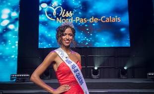 Annabelle Varane a été élue Miss Nord-Pas-de-Calais 2018, samedi soir, à Orchies (Nord).