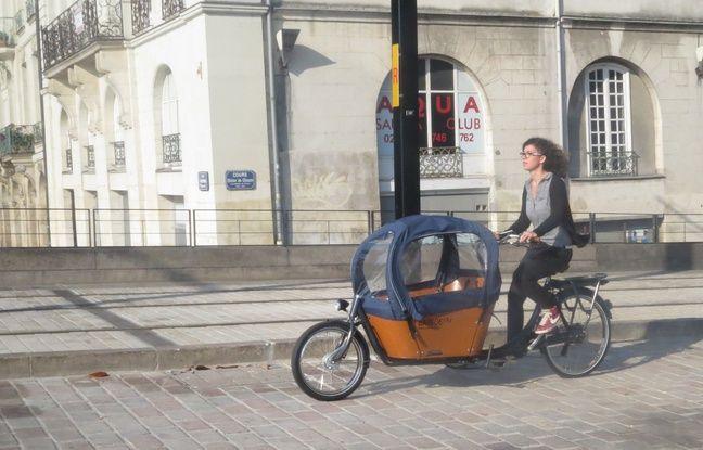 On a testé (et approuvé) le vélo cargo