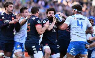 France-Italie, tournoi des 6 nations 2017